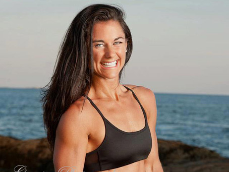 Trainer Highlight: Chloe Fellman, AFAA Certified Personal Trainer