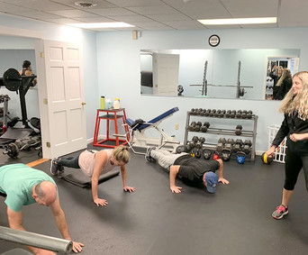 Integrated Fitness of Dover - Group Fitness