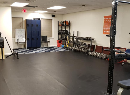 Amid Covid-19 Cloud, Local Gym Finds Silver Lining