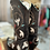 Thumbnail: Butterfly Western Boots (Size 6.5)