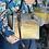 Thumbnail: Pewter & Gold Handbag