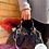 Thumbnail: Coach Ashley Convertible Signature C Black Handbag