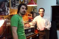 Gabriel y Alfredo Lanzi