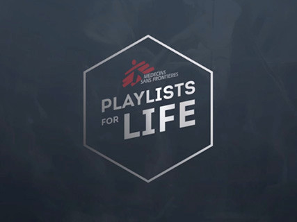 Playlists for life.