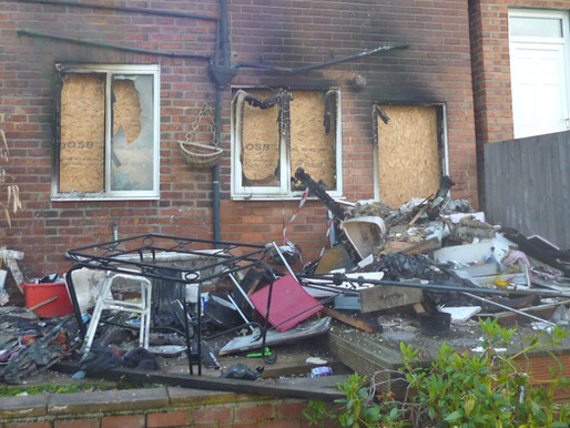 Instant Homes Following Fire & Flood