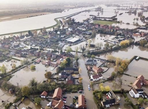 Fishlake Floods