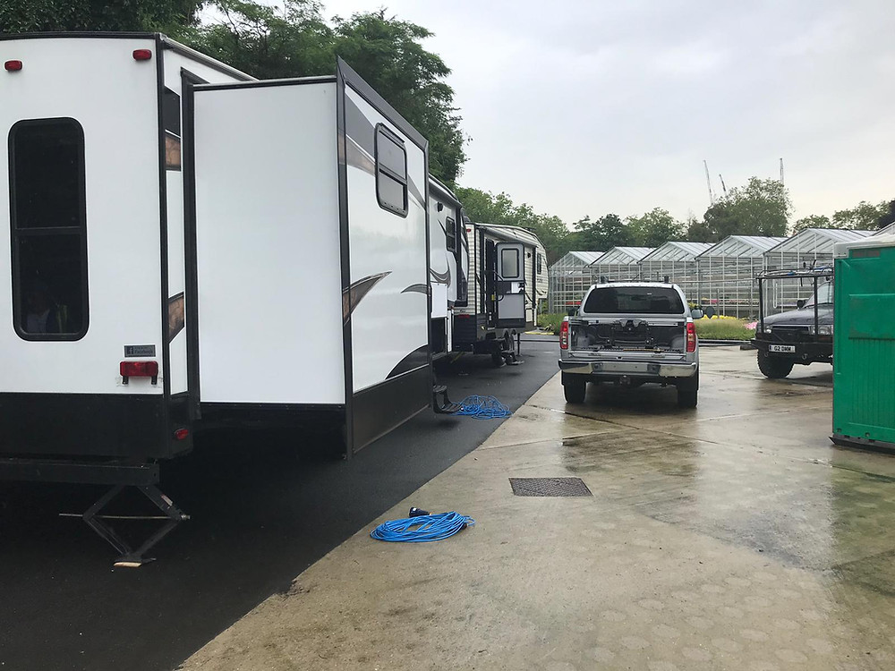RVs for hire in London