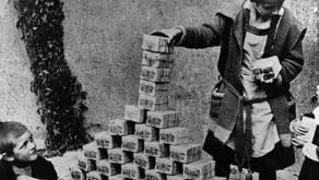 The 1925 Fall of Hugo Stinnes Empire explained.
