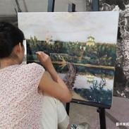 油畫興趣班