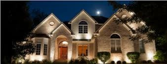 LED outdoor lights cost less than $2 per year