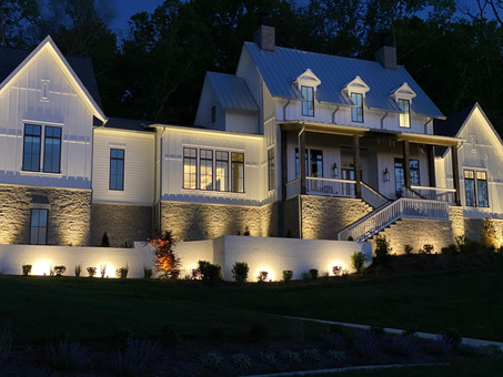 REASONS TO INVEST IN OUTDOOR LIGHTING
