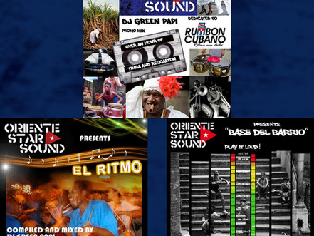 CUBAN MUSIC GIVEAWAY SPECIAL (Throwback 2010) Three DJ Mixes (Gratis) to Shake Your body—Menéalo.
