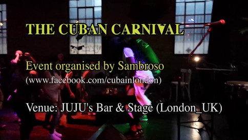Salsa / timba / reggaeton / tropical