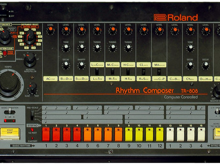 The Iconic Sound of the Roland TR-808 Rhythm Composer: Electronic Music Backbone