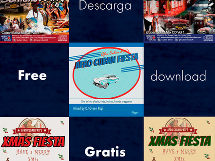 Spring (Primavera) Cuban Music MASSIVE GIVE-AWAY (DOWNLOAD Gratis)