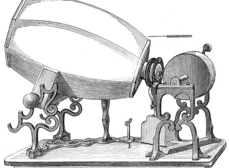 The Shifting Technology Of The Phonautograph, Phonograph, and Turntable