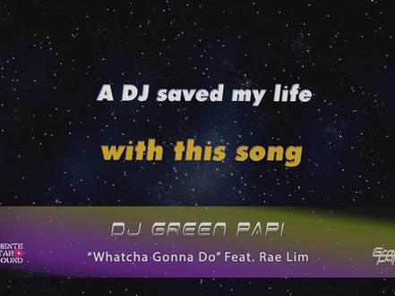 "(English) ""Whatcha Gonna Do"" (lyric video dedicated to the dancer)"