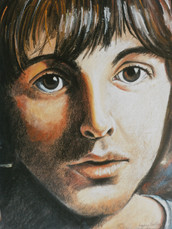 A young Paul McCartney