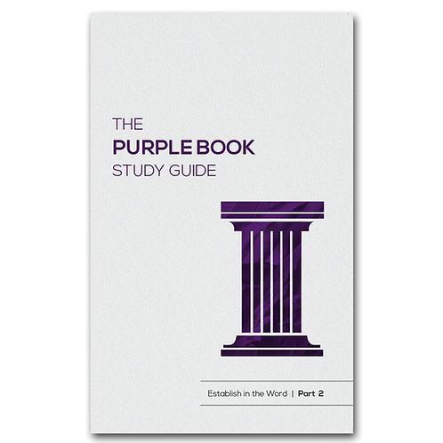 The Purple Book Study Guide