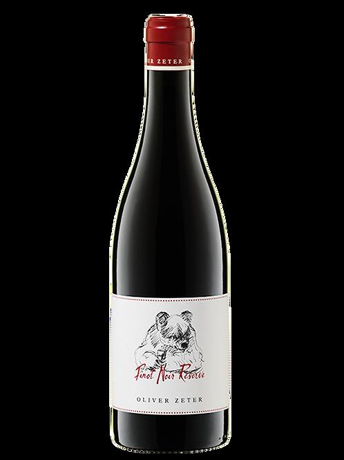 Oliver Zeter – Pinot Noir Resérve 2017
