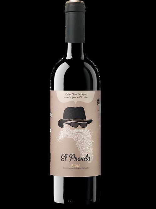 Siete Pasos El Prenda - Rioja 2015