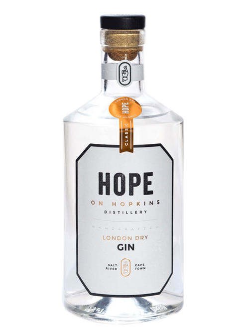 Hope On Hopkins London Dry