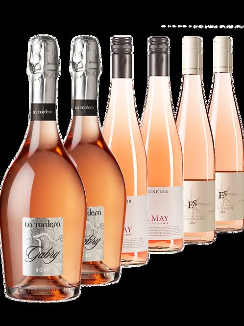 Rosé Refreshment