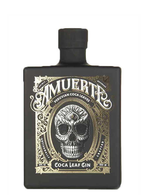 Amuerte Coca Leaf Gin Black & Tonic Box