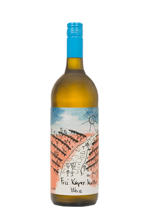 Bianka & Daniel Schmitt – FKK Weiss 2019 - Natural Wine -