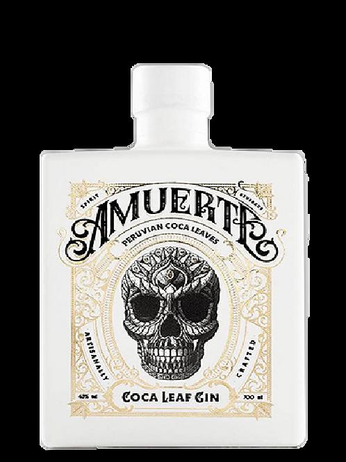 Amuerte Coca Leaf Gin Edition White