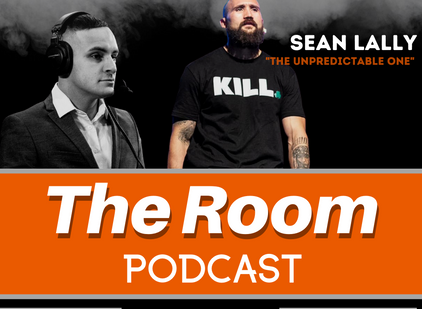 The Room Podcast: Richie Santiago & Sean Lally