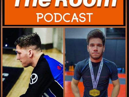 The Room Podcast: Aaron Hughes & Christos Papadelos