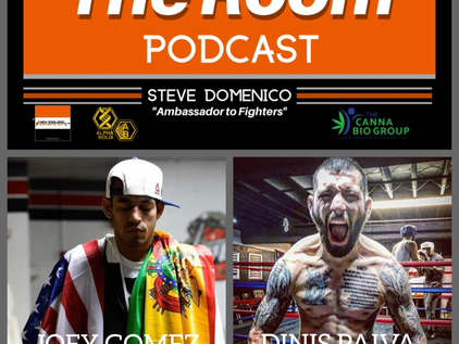 The Room Podcast: Joey Gomez & Dinis Paiva