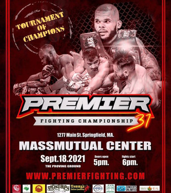 Premier FC 31: Live Play-by-Play