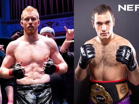 The return of New England Fights