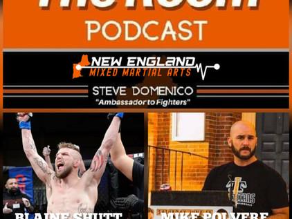 The Room Podcast: Blaine Shutt & Mike Polvere