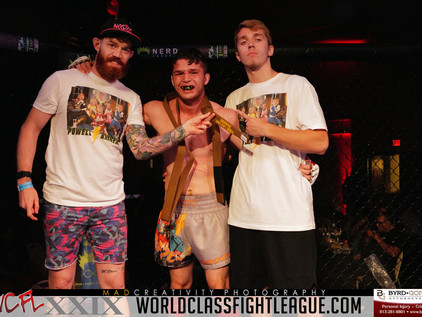Nostos MMA goes 5-1 in Florida at WCFL 29