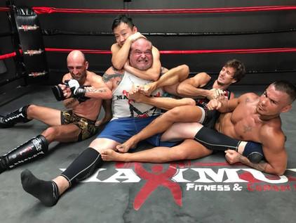New England MMA Legend Sean Gannon Passes Away
