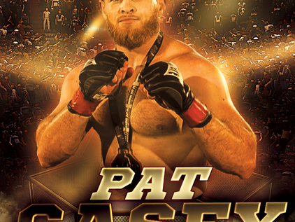 Pat Casey is Ready to Make a Statement at Bellator 252