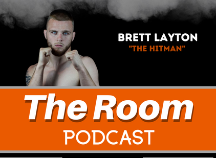 "The Room Podcast: Brett ""The Hitman"" Layton"