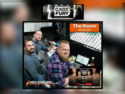 The Room Podcast: Jon Piersma & NEMMA News