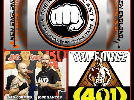 The Room Podcast: Dan Cormier & Jose Santos