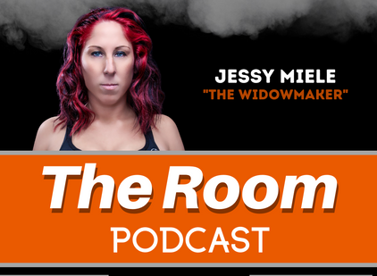 "The Room Podcast: Jessy ""The Widowmaker"" Miele"