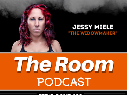 """The Room Podcast: Jessy """"The Widowmaker"""" Miele"""