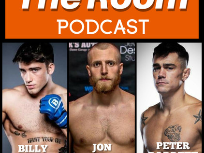The Room Podcast: Billy Goff, Jon Piersma, & Peter Barrett
