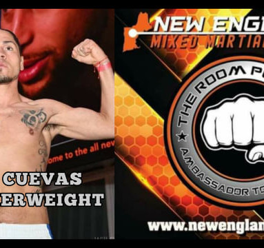 Miguel Cuevas is ready to get his hand raised at CES 65
