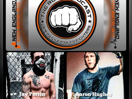 The Room Podcast: Aaron Hughes & Jay Perrin