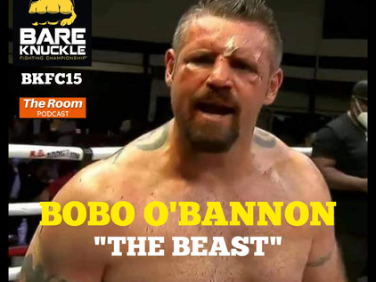"The Room Podcast: Bobo ""The Beast"" O'Bannon"