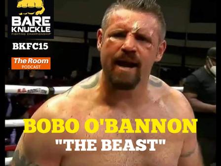 "The Room Podcast: Bobo ""The Beast"" O'Bannon"
