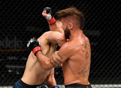UFC 249:  Bloodshed and.........Booze?